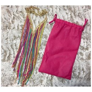 Jewelry - Boutique Bohemian Long Necklace Multicolor